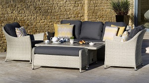 Bramblecrest Monterey Casual Dining Set | Local Delivery Only
