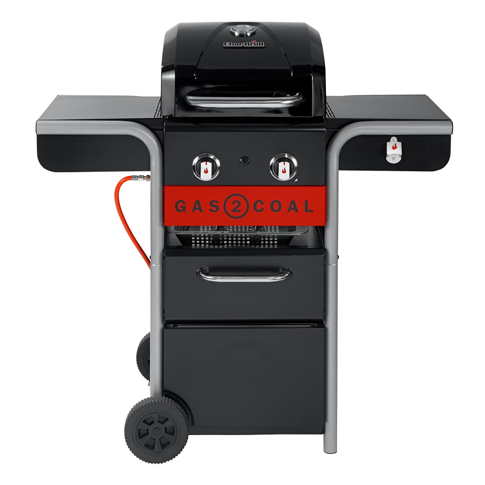 Char-Broil Gas2Coal 2.0 2B EuroFlex BBQ | Local Delivery Only