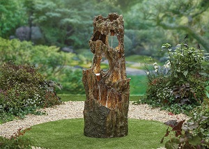 Forest Spring inc LEDs - Kelkay Water Feature