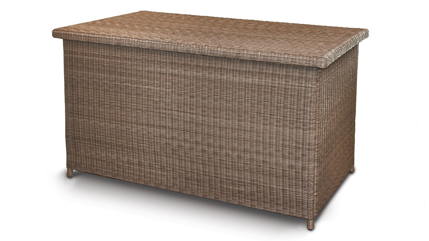 Kettler Palma Large Cushion Box - Rattan | Local Delivery Only