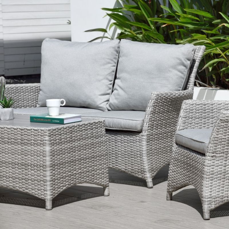 LifestyleGarden Aruba Lounge Set | Local Delivery Only