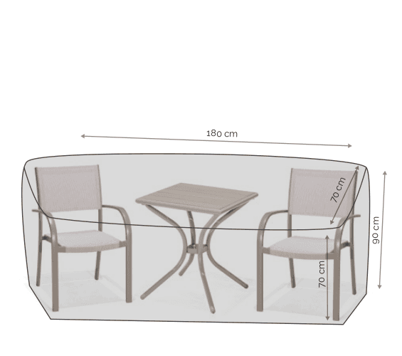 LifestyleGarden Cover - Bistro Set/ Bench