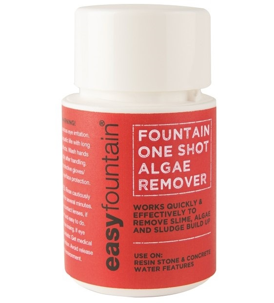 One Shot Algae Remover - Kelkay Easy Fountain