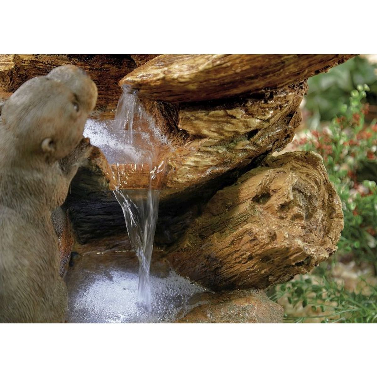 Otter Pools inc LEDs - Kelkay Water Feature