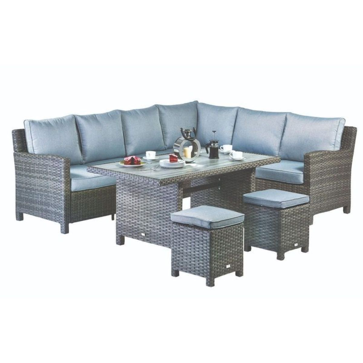 Supremo Athena Corner Modular Set | Local Delivery Only