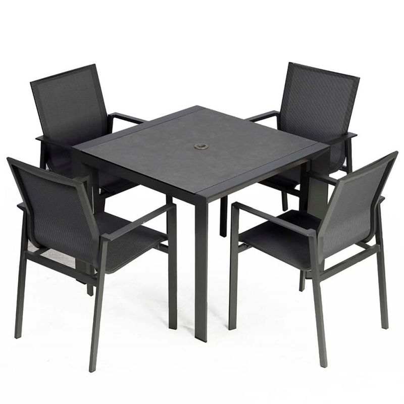 Supremo Portobello 4 Seat Set | Local Delivery Only