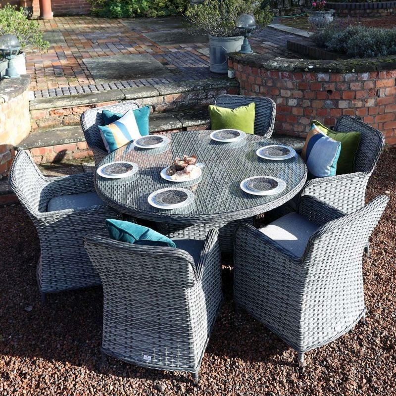 Supremo Rydal 6 Seat Set | Local Delivery Only
