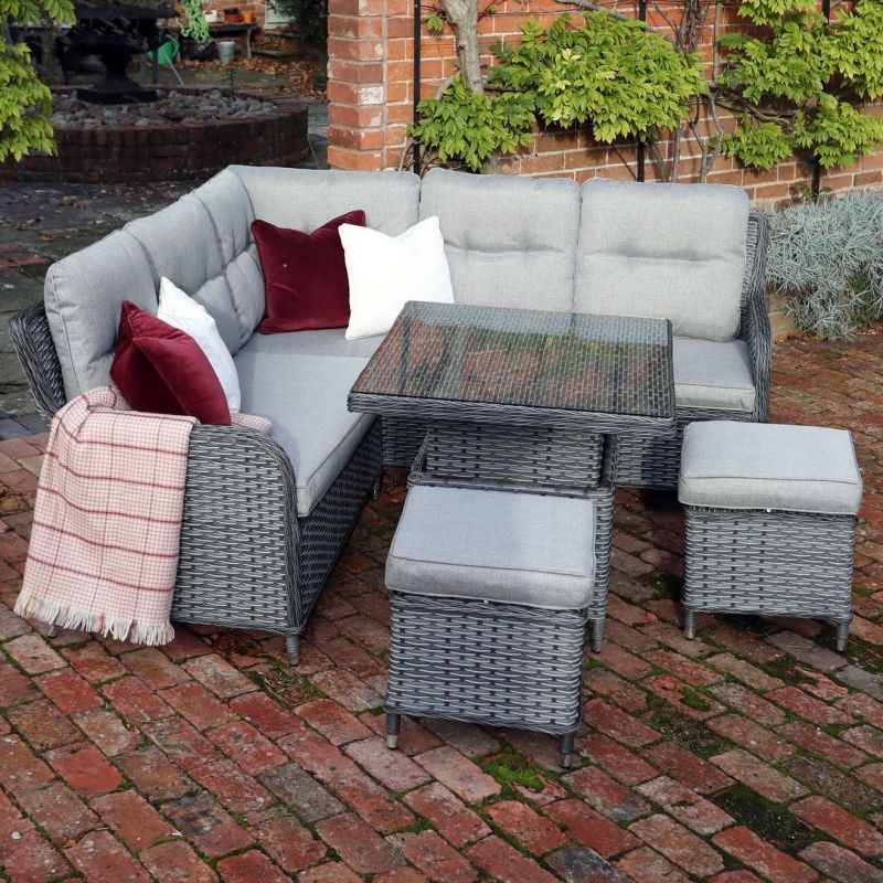 Supremo Rydal Mini Corner Set | Local Delivery Only