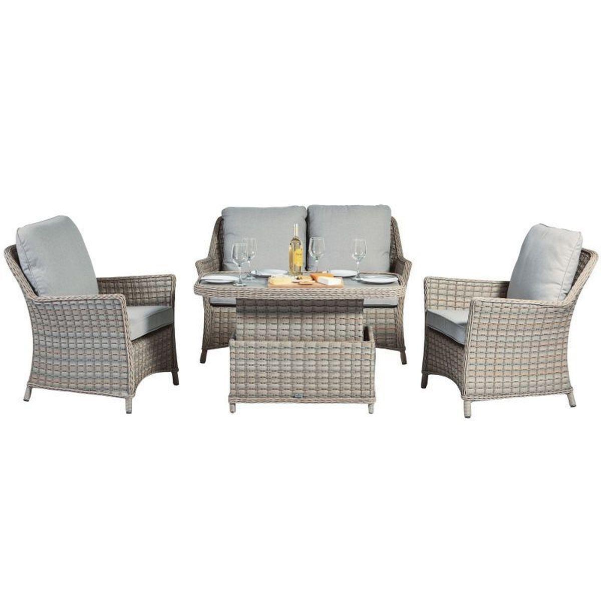 Supremo Venice Lounge Set Garden, Venice Outdoor Furniture