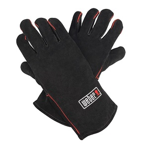Weber Leather Gloves
