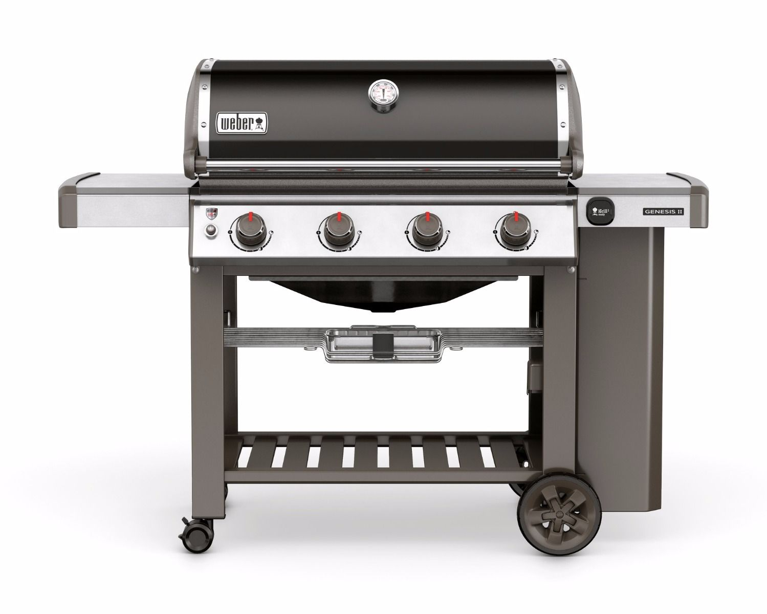 Weber Genesis II E-410 GBS BBQ - Black | Local Delivery Only