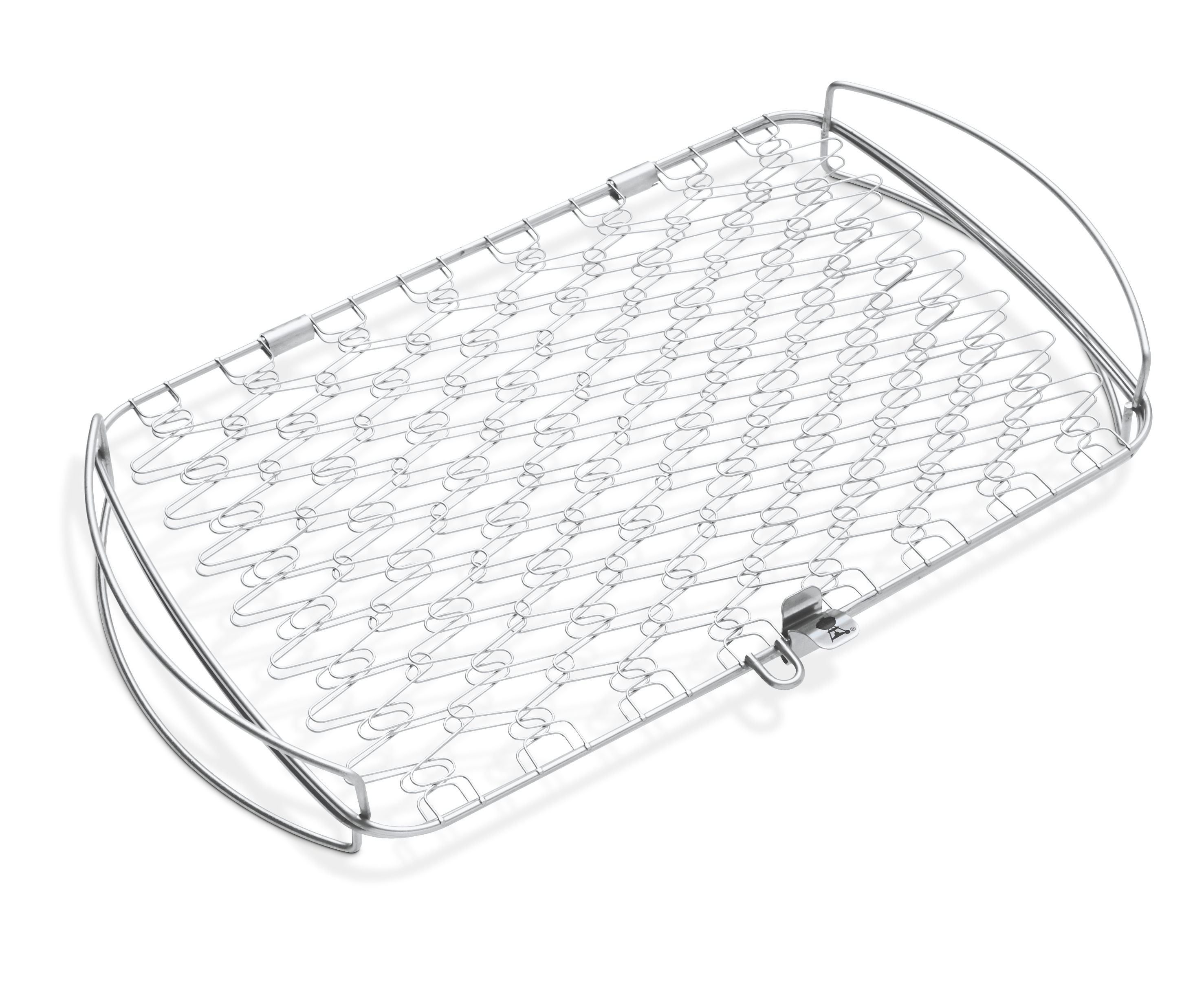 Weber Large Grilling Basket - Stainless Steel