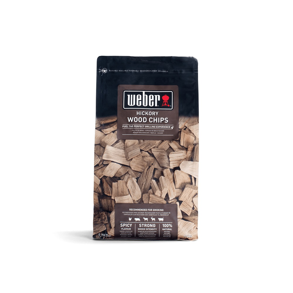 Weber Wood Chips - Hickory