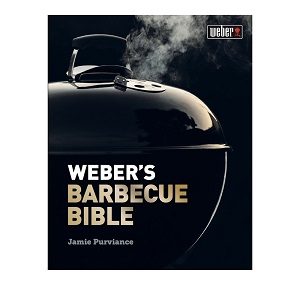 Webers Barbecue Bible Book